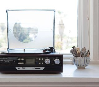 Quality design. Diverse.  The 8-in-1 Turntable System, which accommodates to your wanting. #Vinylisback
